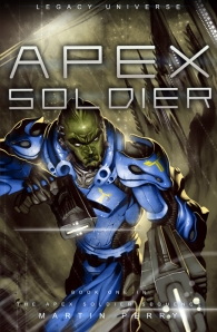 Apex Soldier Free Kindle Book!